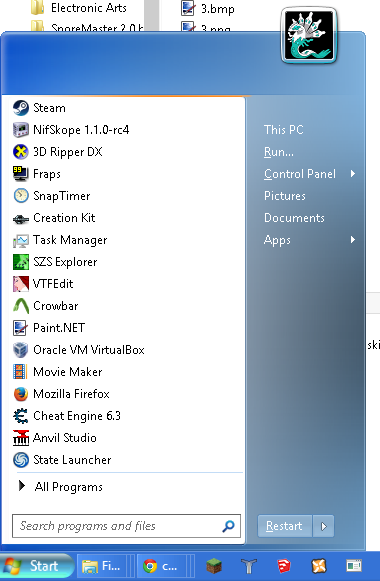 Classic Shell • View topic - [SKIN7] Windows Lunaero